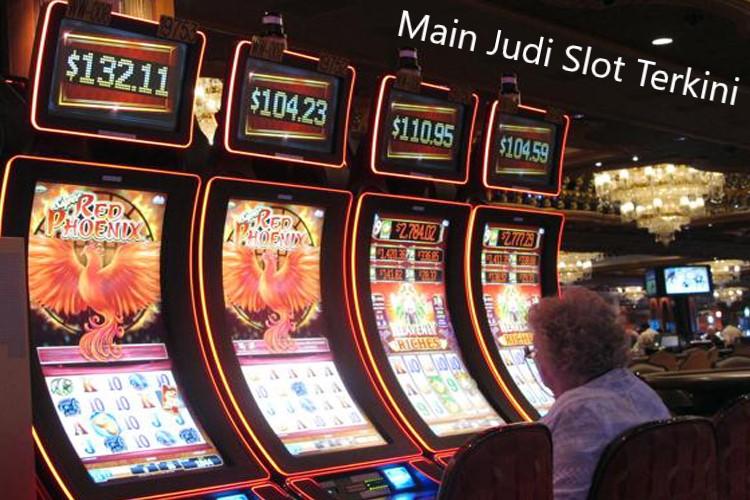 Situs Judi Slot Online Uang Asli Terbaru Dan Terpercaya